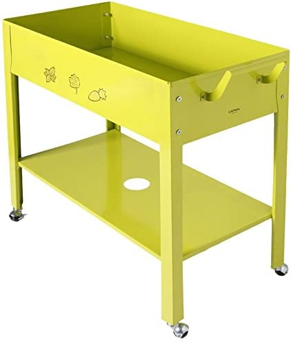 Catral 53010171 - Huerto urbano trolley, 43 x 83 x 82 cm, color ...