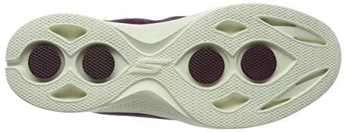 Rot Burgundy Skechers Walk Damen BBK Sneaker 4 Go xHxqvcSwU6