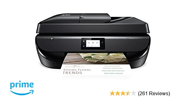 amazon com hp officejet 5255 wireless all in one printer hp rh amazon com