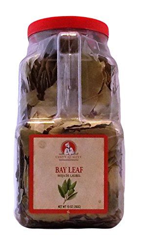 Chefs Quality Whole Bay Leaves, 10 ()