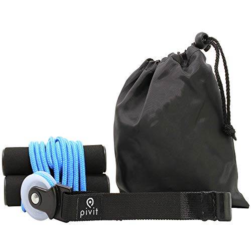 pivit Shoulder Pulley | Over-The-Door Exerciser for Rotator Cuff Rehabilitation | Arm Exercise System for Frozen Shoulder | Physical Therapy, Increase Flexibility & Range of Motion