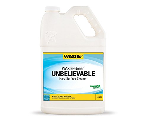 Waxie WFC1G Unbelievable Hard Surface Cleaner, 1 Gallon B...
