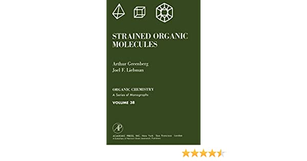 Strained Organic Molecules