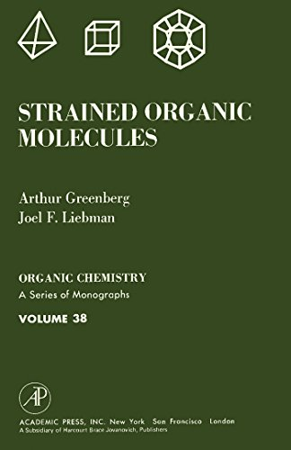 New strained organic molecules: theory guides experiment