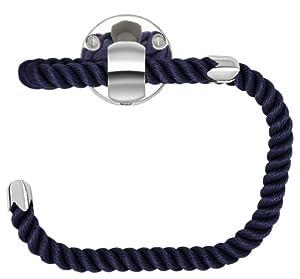 Amazon.com: Nautiluxe Nautical Rope Toilet Paper Holder