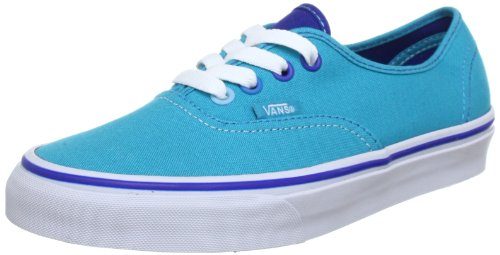 VSCQ7MK Vans U Pop peac Blu unisex AUTHENTIC Sneaker Multi Blau adulto nnOTrCx
