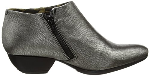 Stivali Spok131fly Donna London Fly Silver Argento anthracite zfTq4H6W7
