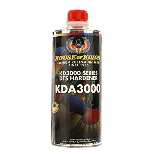 Q01 House - House of Kolor KD3000 Series DTS Hardener (Quart)