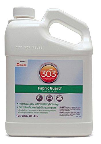 303 High Tech Fabric Guard 128 oz. - Case of 4