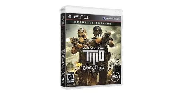 Amazon.com: EA Army of Two: The Devils Cartel Third Person ...