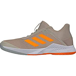 adidas Adizero Club Allcourtschuh Damen-Apricot, Orange Zapatillas ...