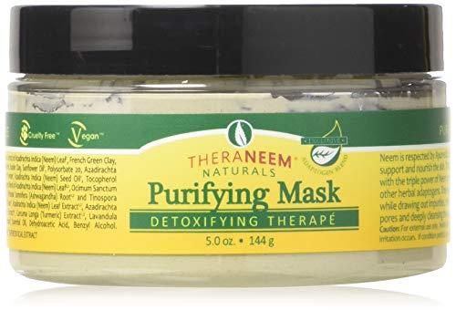 TheraNeem Purifying Neem Facial Mask