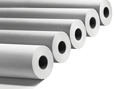 PM Company Perfection Amerigo/Display 35 Wide Format Ink Jet Rolls, 36 Inches x 100 Feet, 2 Inches Core, White, 1 per Carton (45202)