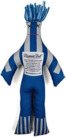 Dammit Doll American Silver Stress product image