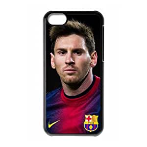 Lionel Messi iPhone 5c Cell Phone Case Black MUS9172416