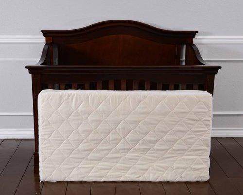 Bio Sleep Concept Natural Crib Mattress in White