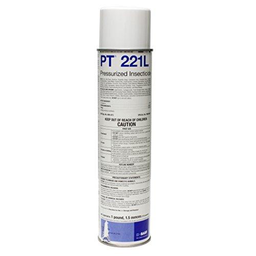Residual Aerosol - 221L Residual Insecticide Prescription Treatment Brand