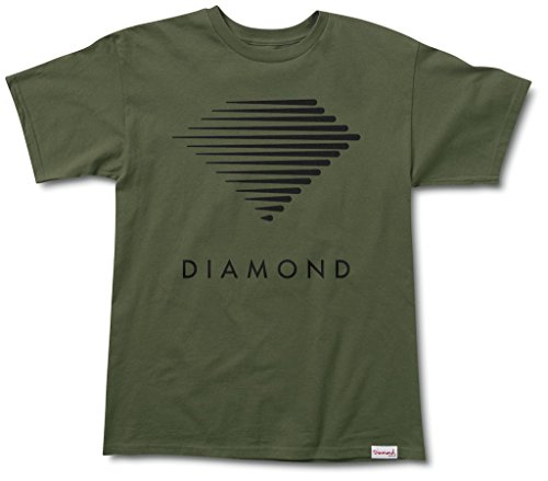 diamond supply co black and green - 6