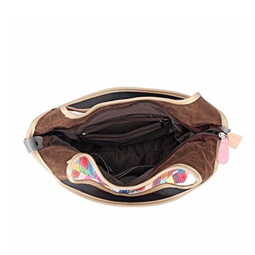 mélangées pour Pochette femme Eysee Couleurs Couleurs Multicolore 11cm 35cm mélangées 25cm vPaqaO567c
