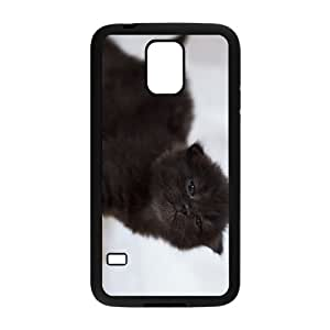 The Black Cat Hight Quality Plastic Case for Samsung Galaxy S5