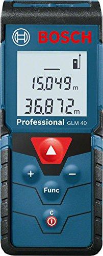 Bosch GLM 40 Laser Distance Measurer.