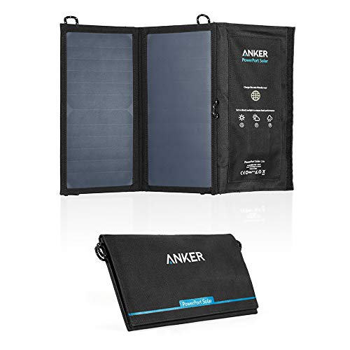 Anker PowerPort Solar Lite (15W 2-Port USB Solar Charger) for iPhone 6 / 6...