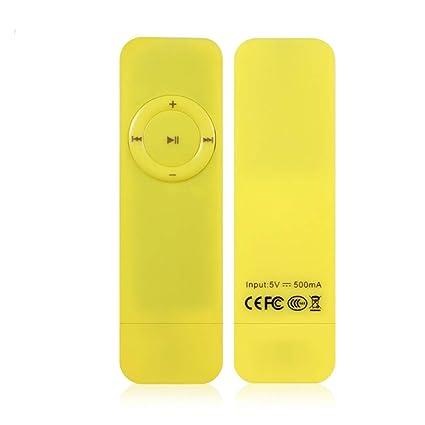 Dwayne C Mp3 Player Portable Strip Sport Lossless Sound Mini Mp3