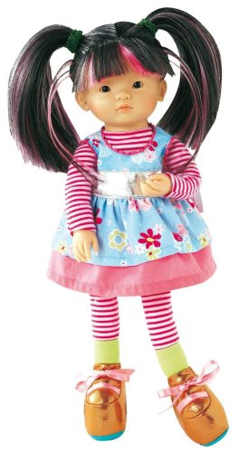 Corolle Dolly (Corolle Les Dollies Dolly Licorice Doll - 16