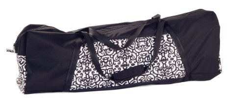 Peg Perego Pliko Mini Ghiro Travel Bag, Black/White by Peg Perego