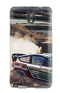 linJUN FENGFashion Protective 2011 Jordan Rally Car Case Cover For Galaxy Note 3