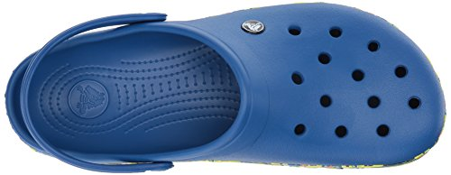 Multicolore Tropical Unisex Crocs Shoes Iv Clog Adult Crocband g0wxn8S