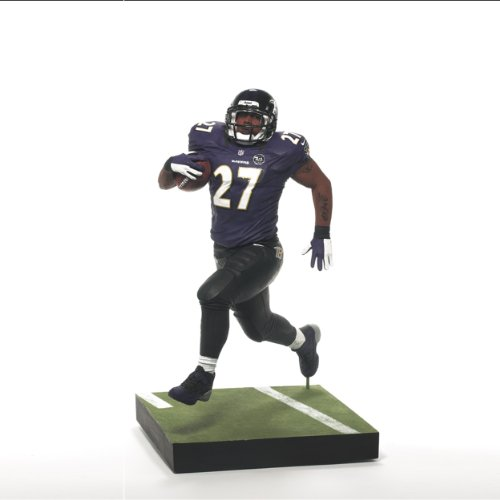 (McFarlane Toys NFL Series 32 Ray Rice-Baltimore Ravens Action Figure)