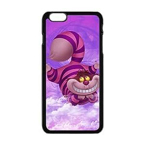 Custom Art Alice in Wonderland–Cheshire Cat Special DIY Case for iPhone 6Plus