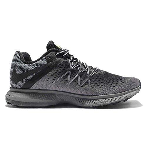Shield 3 Winflo Nike Grey Black Zoom Grey Women Black 6wSHI