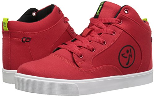 Zumba Footwear Chaussures De Pour Fresh Street Fitness Fille Rouge 0F0T7q
