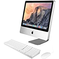 Apple iMac MC015LL/C All-in-One Desktop Computer (Education Version) - 20' Widescreen Display, Intel Core 2 Duo 2.6GHz (Certified Refurbished)