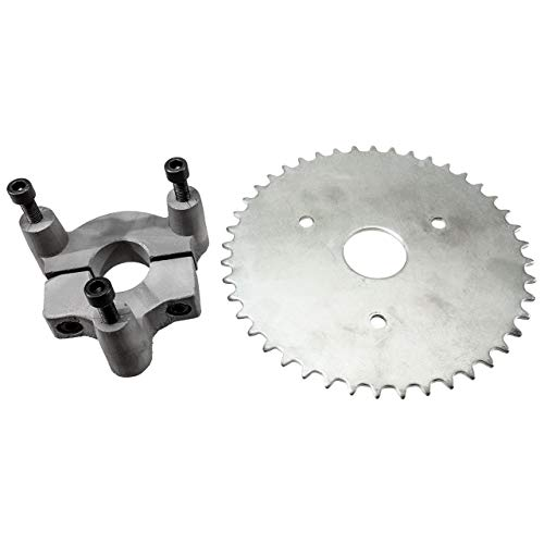 44 Tooth Sprocket, 5//6//7 Speed Adapter Manic Mechanic Sprocket Adapter Assembly 1.000