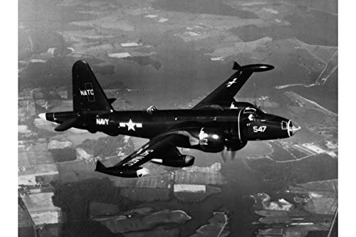History Prints Lockheed P2V-7 Neptune in Flight Near for sale  Delivered anywhere in USA