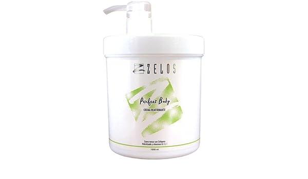 Crema Reafirmante Para Piel Flácida - 1000ml - Proporciona Elasticidad - Ayuda a Recuperar la Firmeza - Efecto Antioxidante - Suero tensor con Colágeno ...