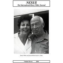 Nexus: The International Henry Miller Journal (Volume 11, 2016)