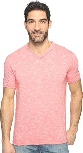 Perry Ellis Texture V Neck Shirt