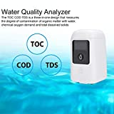 MAGT Water Quality Tester, Multi-Functional Mini