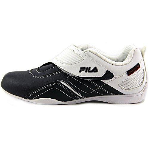 Sneakers White Red Mens Fila Firestone Fila Casual Navy Firestone Racer ZwqpU