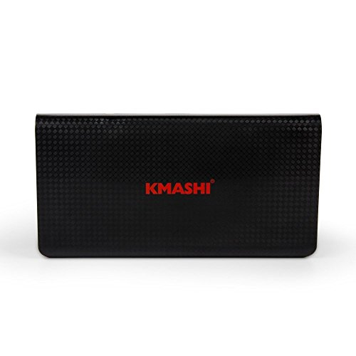 KMASHI 15000mAh External Battery ability Bank lightweight Charger by using powerful twin USB outcome and 2A input lightweight ability Banks