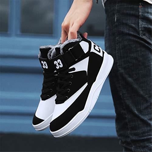 p65 Da Casual 39 Weiß 44 High Scarpe Uomo Sneaker Fzuu top TFavZWng