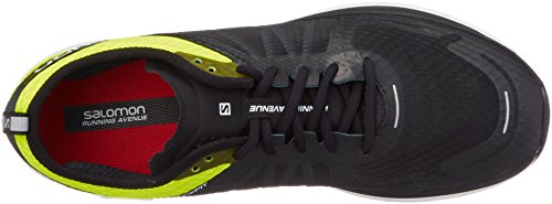 000 Da Uomo Sonic Max Bluebird Running safety Scarpe Yellow Ra Salomon Giallo Trail Black