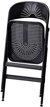 Ikea Frode – Chaise Pliante, Gris foncé: : Cuisine