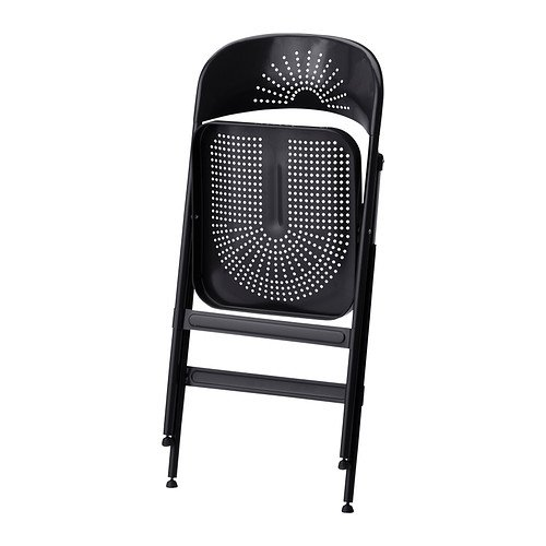 Terrific Ikea Frode Folding Chair Dark Grey Amazon Co Uk Kitchen Lamtechconsult Wood Chair Design Ideas Lamtechconsultcom