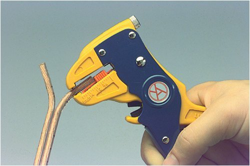 Automatic Wire Stripper with Cutter by Parts Express