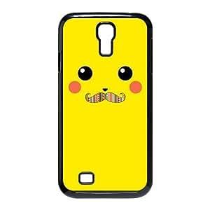 Cute Cartoon Design Pikachu for SamSung Galaxy S4 I9500 Case Kimberly Kurzendoerfer